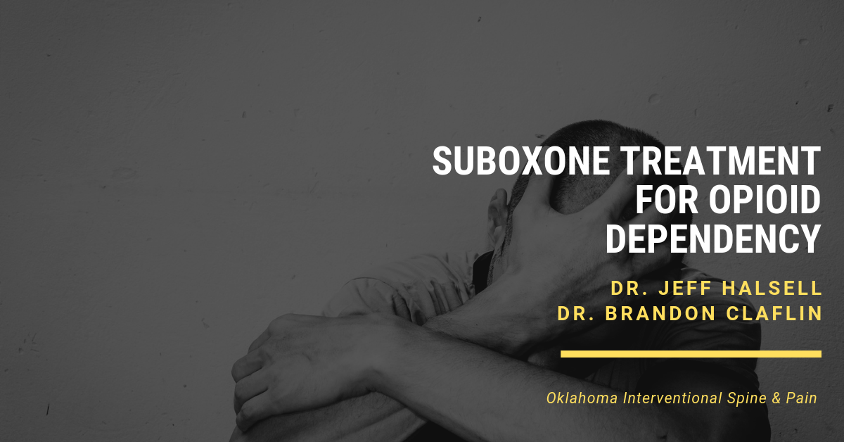 Tulsa Suboxone treatment