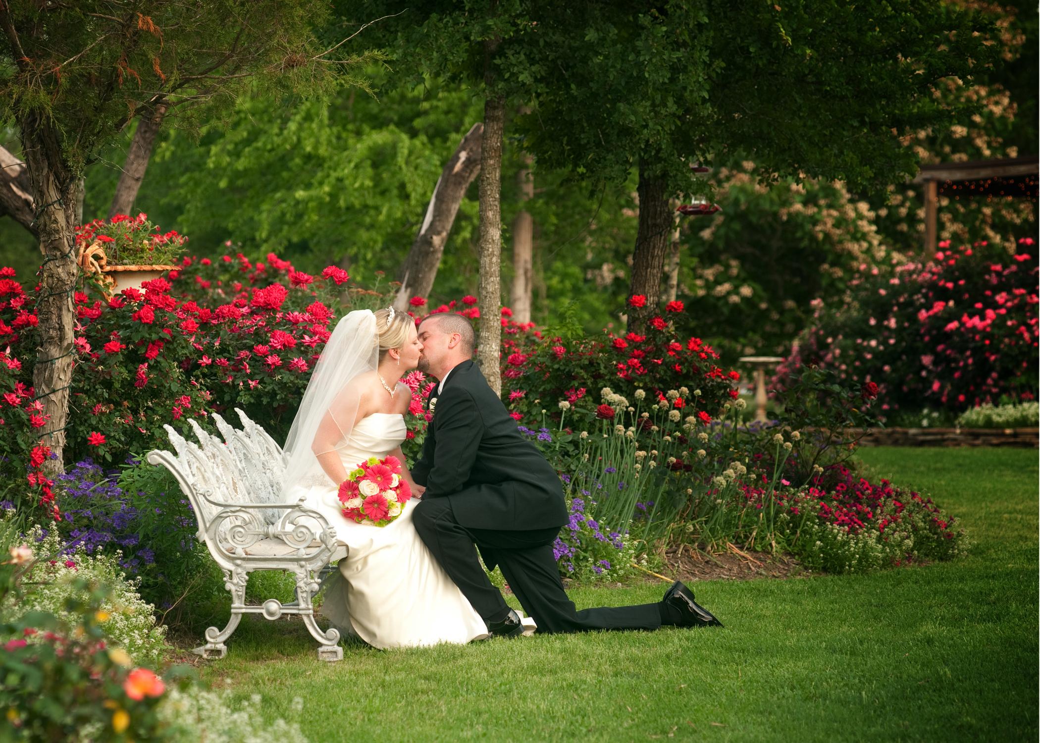 local outdoor wedding venue