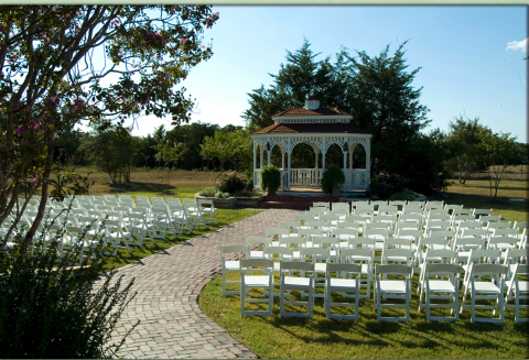 beautiful outdoor ceremony locations texas
