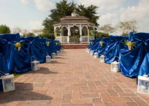 Elegant Outdoor Country Wedding Venue Texas Gardens