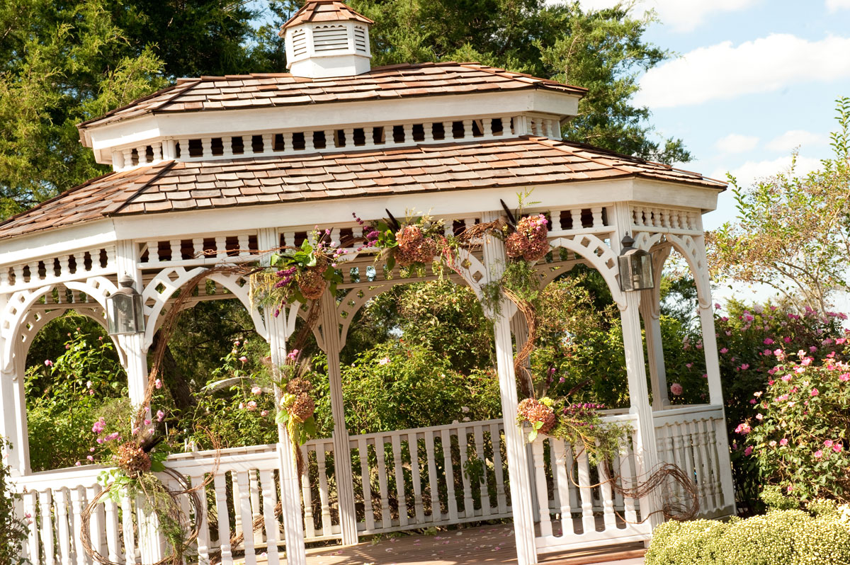 Garden Ceremony Details Ideas