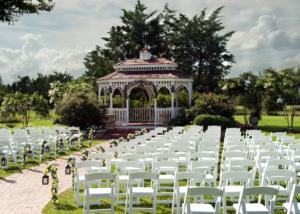 Gorgeous Texas Garden Wedding Site