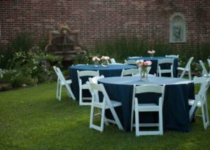 Elegant Garden Wedding Venue