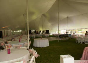 Wedding Garden Reception Destination