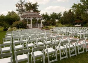 Romantic Outdoor Texas Wedding Ceremony Venue