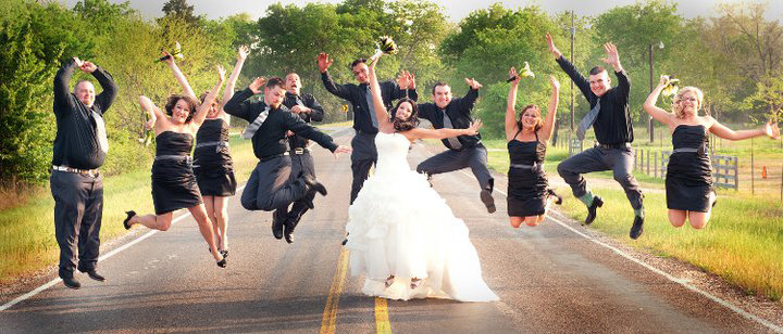Best Wedding Party Photos