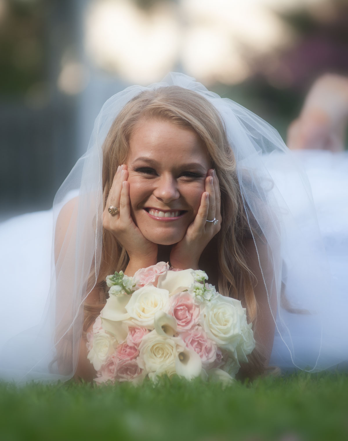 Elegant Bridal Wedding Photography