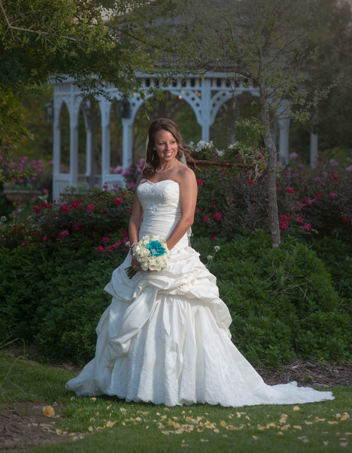 Beautiful Garden Bridal Venue