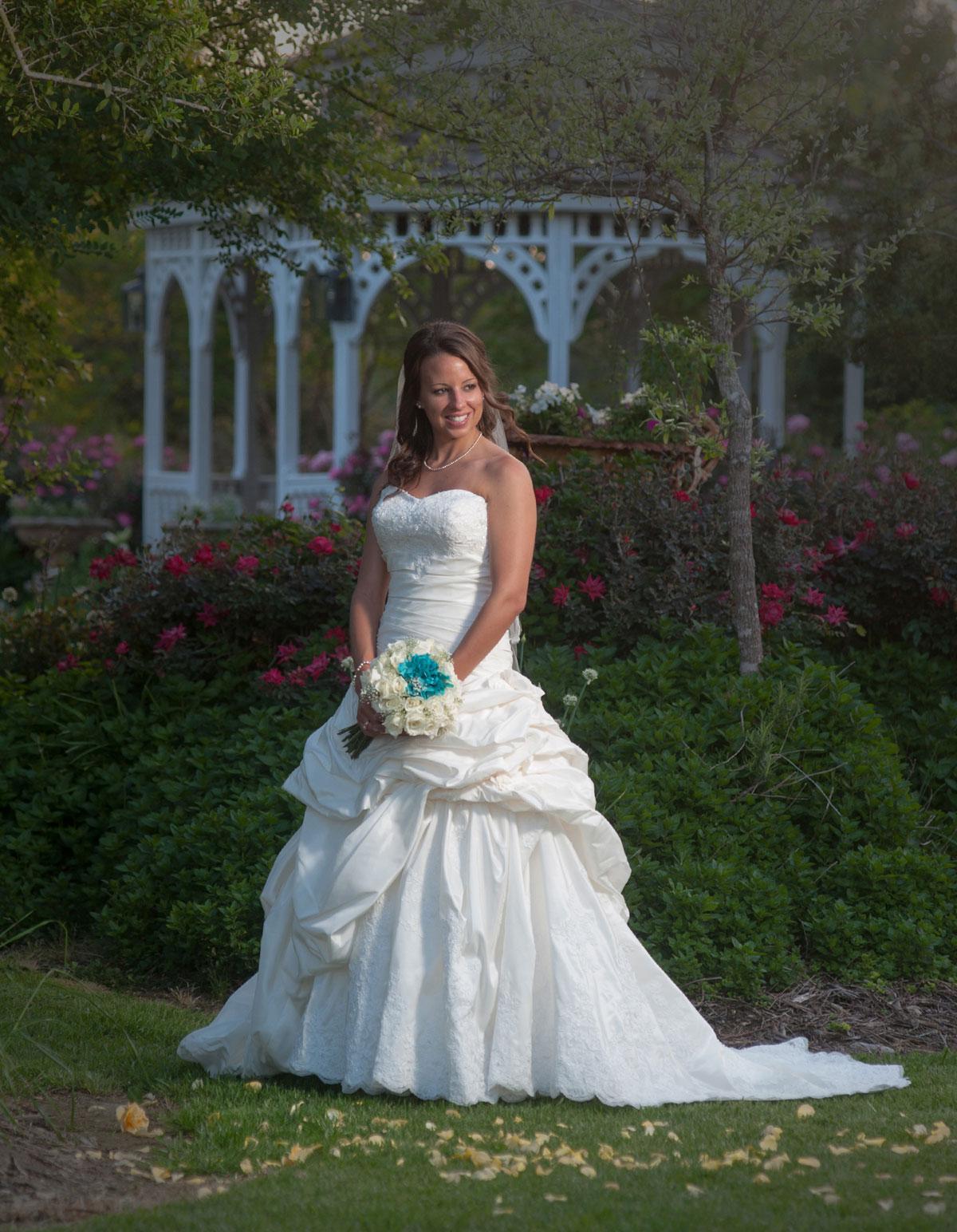 Beautiful Garden Bridal Venue