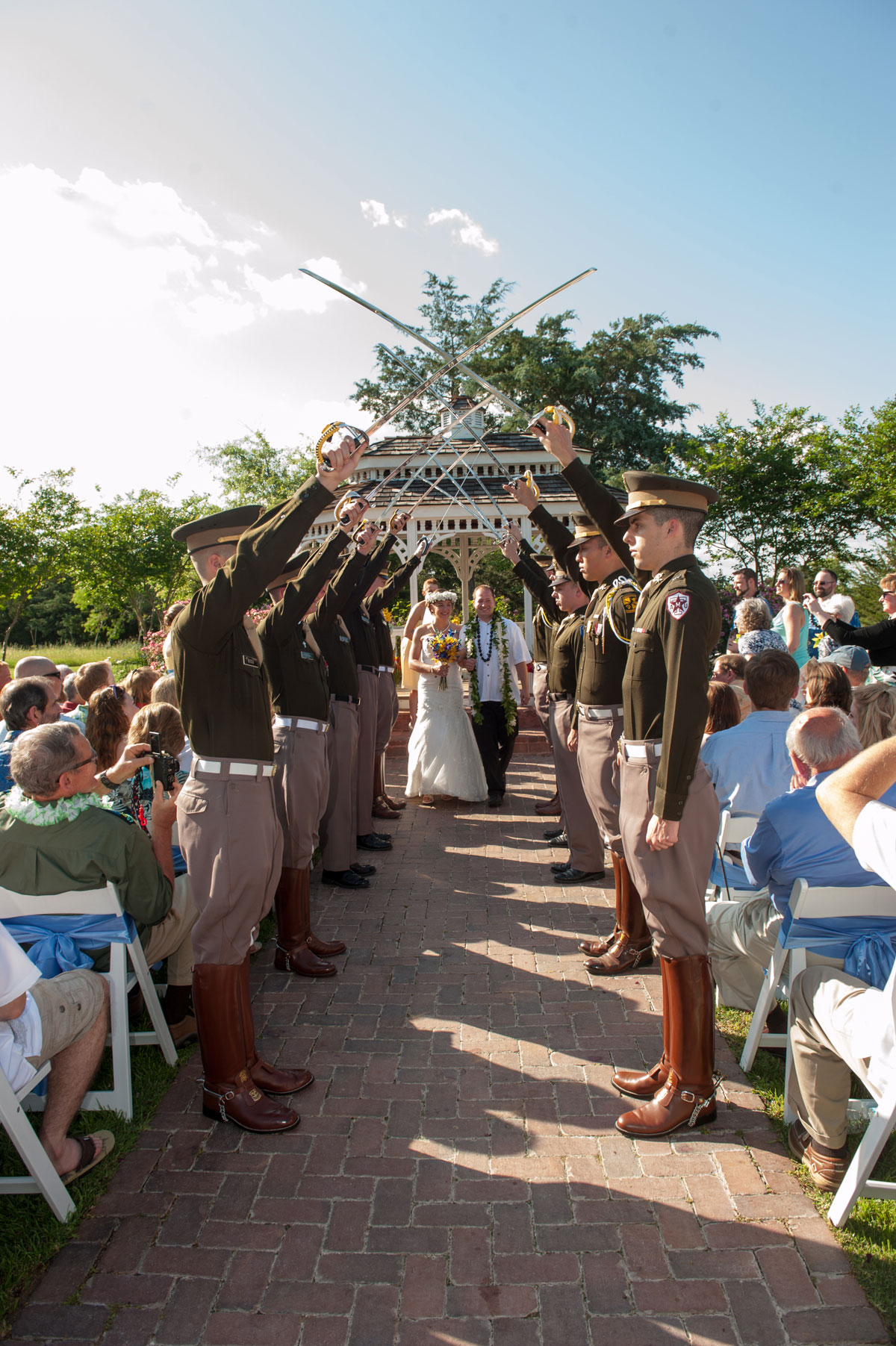 Local Bryan College Station Weddings