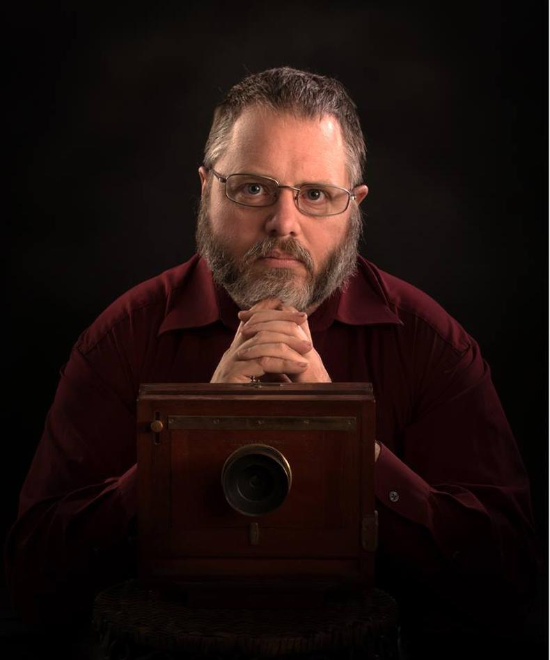 self portrait master photographer darrin hill