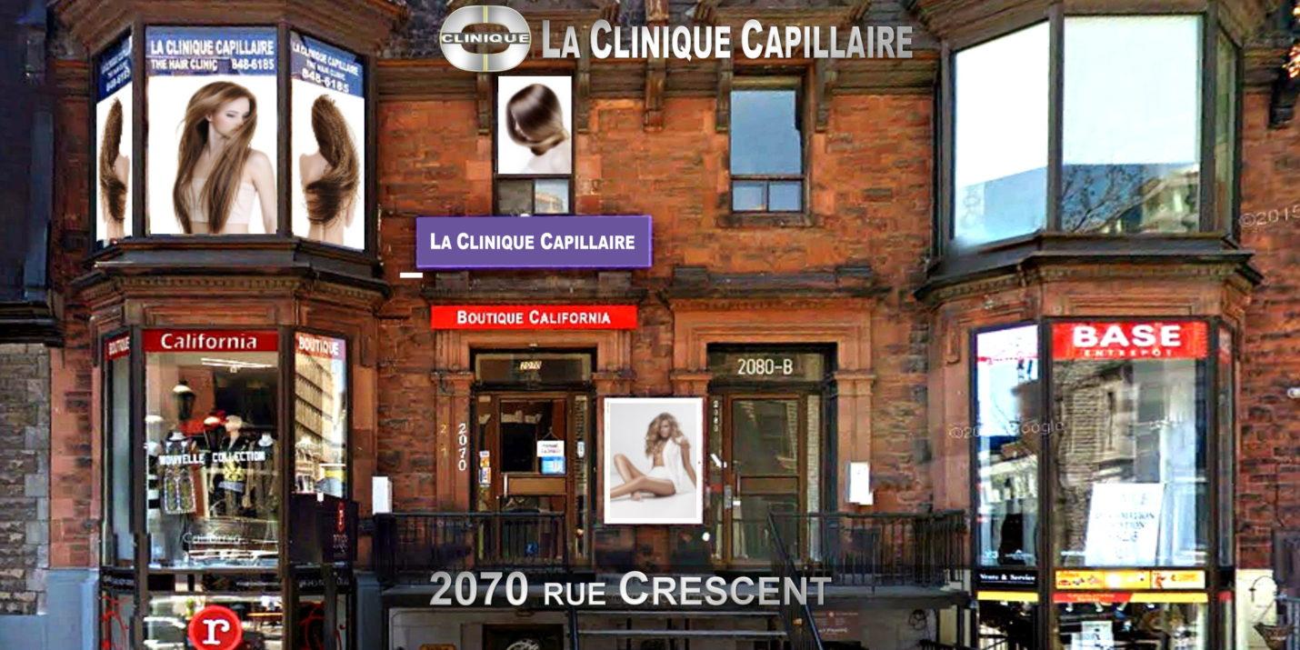Contactez La Clinique Capillaire Montréal