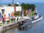 Wisconsin Maritime Museum and WWII Submarine