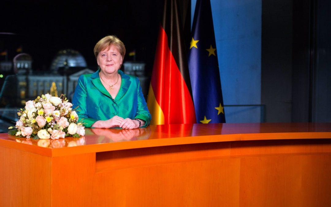 Speech 07: Angela Merkel (the 2020s can be good years)