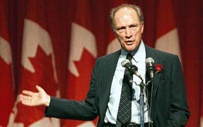 Speech 16:  Pierre Elliott Trudeau (tonight I'm stepping down as your leader)