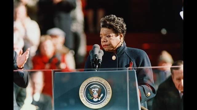 Speech 23: Maya Angelou (On the Pulse of Morning)