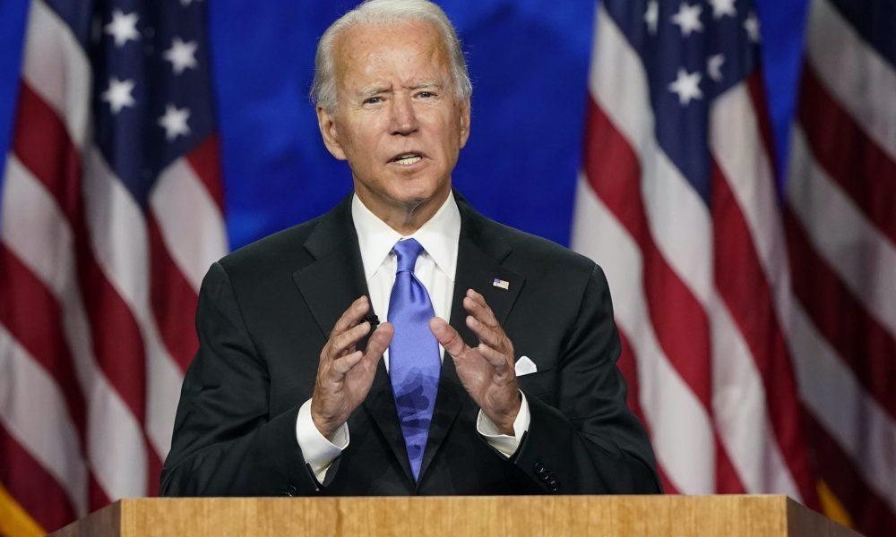 Speech 30: Joe Biden (a message of unity)