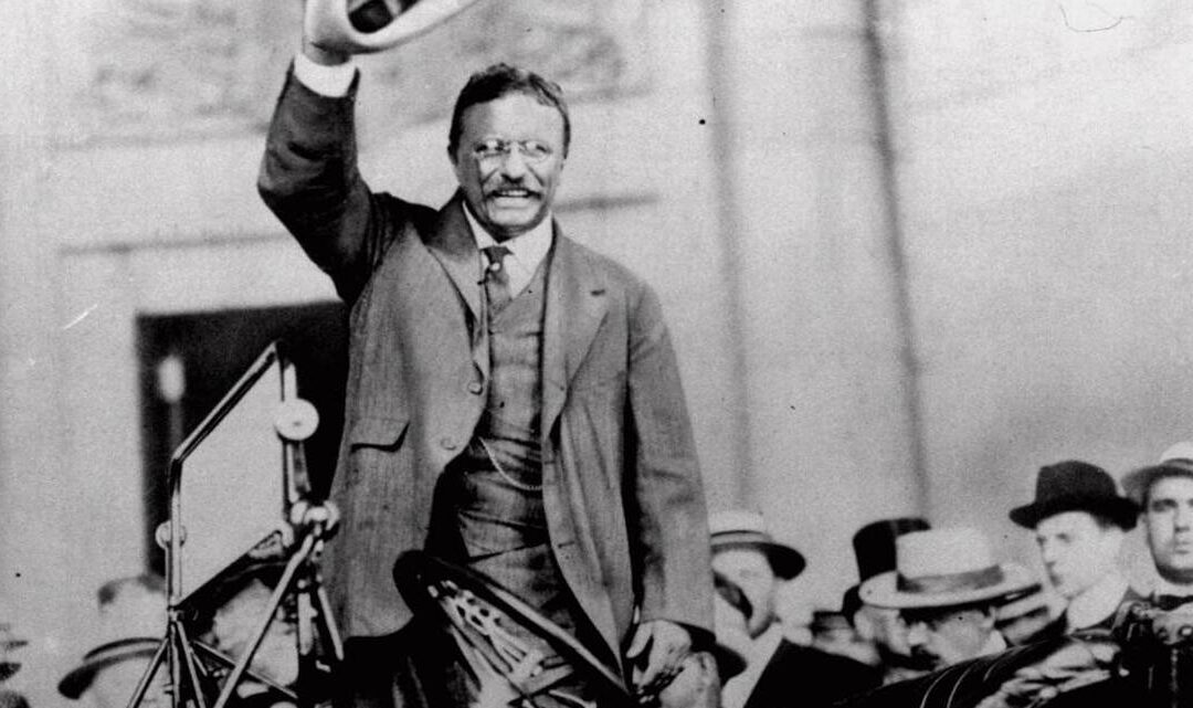 Speech 28:  Theodore Roosevelt (The Man in the Arena)