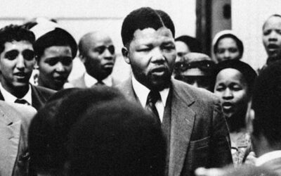 Speech 34: Nelson Mandela (An ideal for which I am prepared to die)