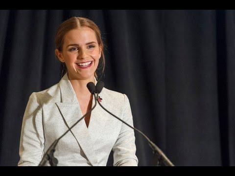Speech 35: Emma Watson (UN Women's HeForShe Campaign)