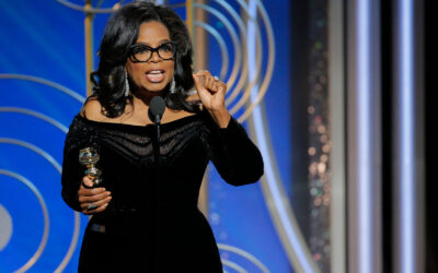 Speech 37:  Oprah Winfrey (their time is up)