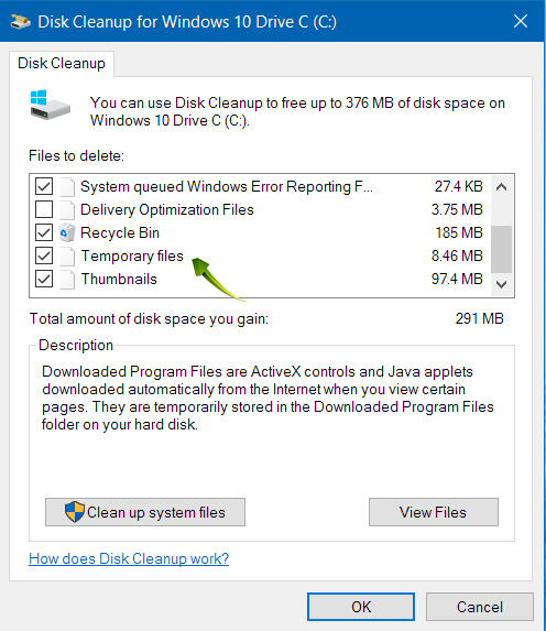 Hot PC Tips - Disk Cache (4)