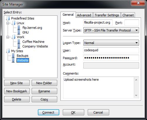 Hot PC Tips - FTP SW FileZilla (2)