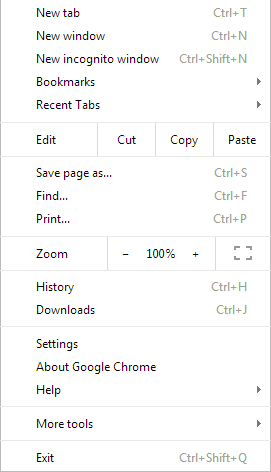 Hot PC Tips - Google Chrome History (1)