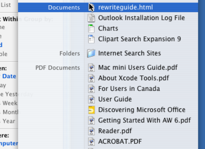 Apple Mac Tips for Windows Users: Part 1