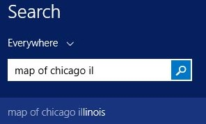Hot PC Tips - Map Chicago IL