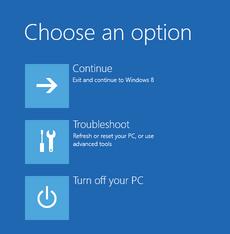 Hot PC Tips - Safe Mode Windows 8 (2)