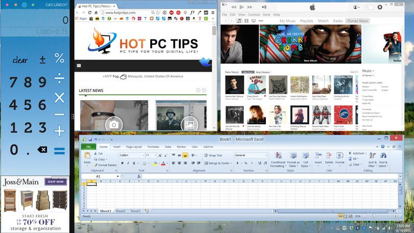 Hot PC Tips Split Option 3