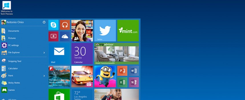 Windows 10 event – Are You Ready