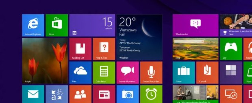 Be More Productive with Windows 8.1 – Part 1