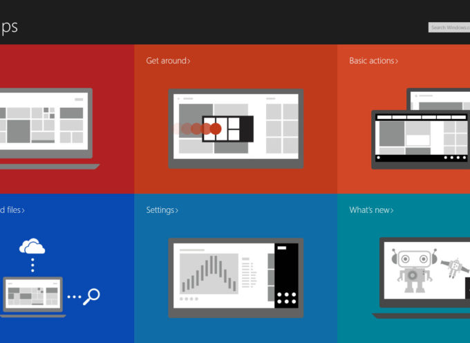 Be More Productive with Windows 8.1 – Part 2