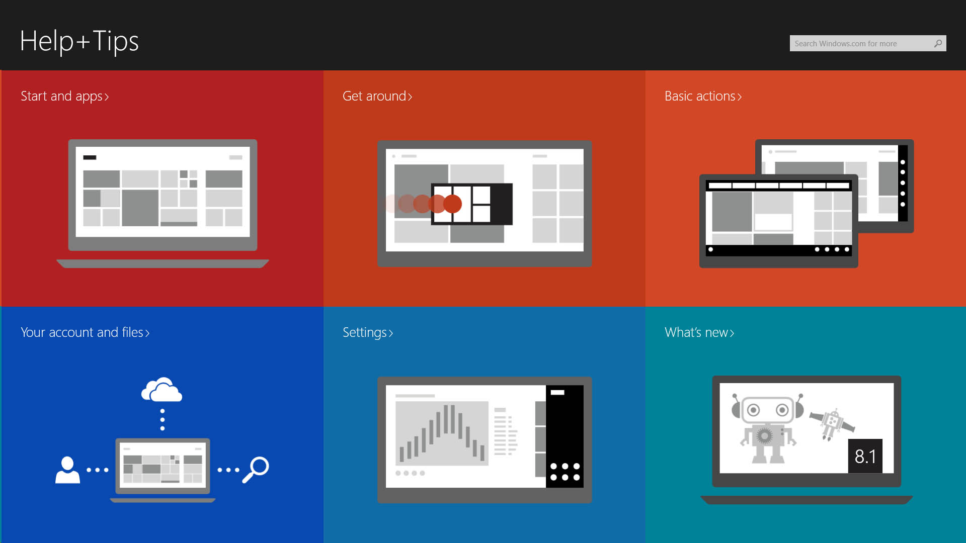 Hot PC Tips - Windows 8.1 Tips