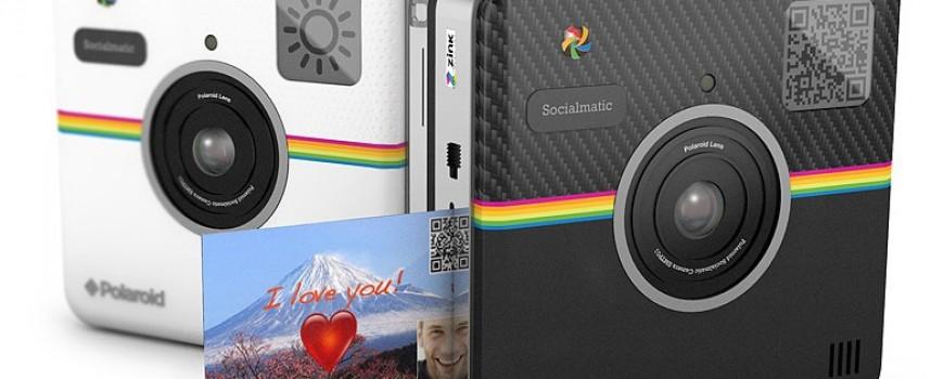 Remember Polaroid?