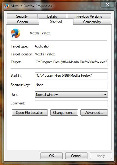 Hot PC Tips: Program Shortcut