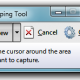 Use the Snipping Tool !