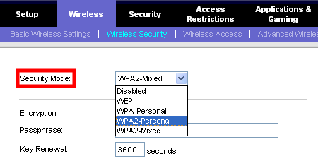 Wireless Networking Security - A Refresher