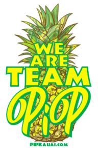 Team PIP Sticker