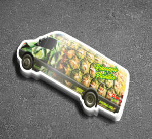 PIP Truck Sticker