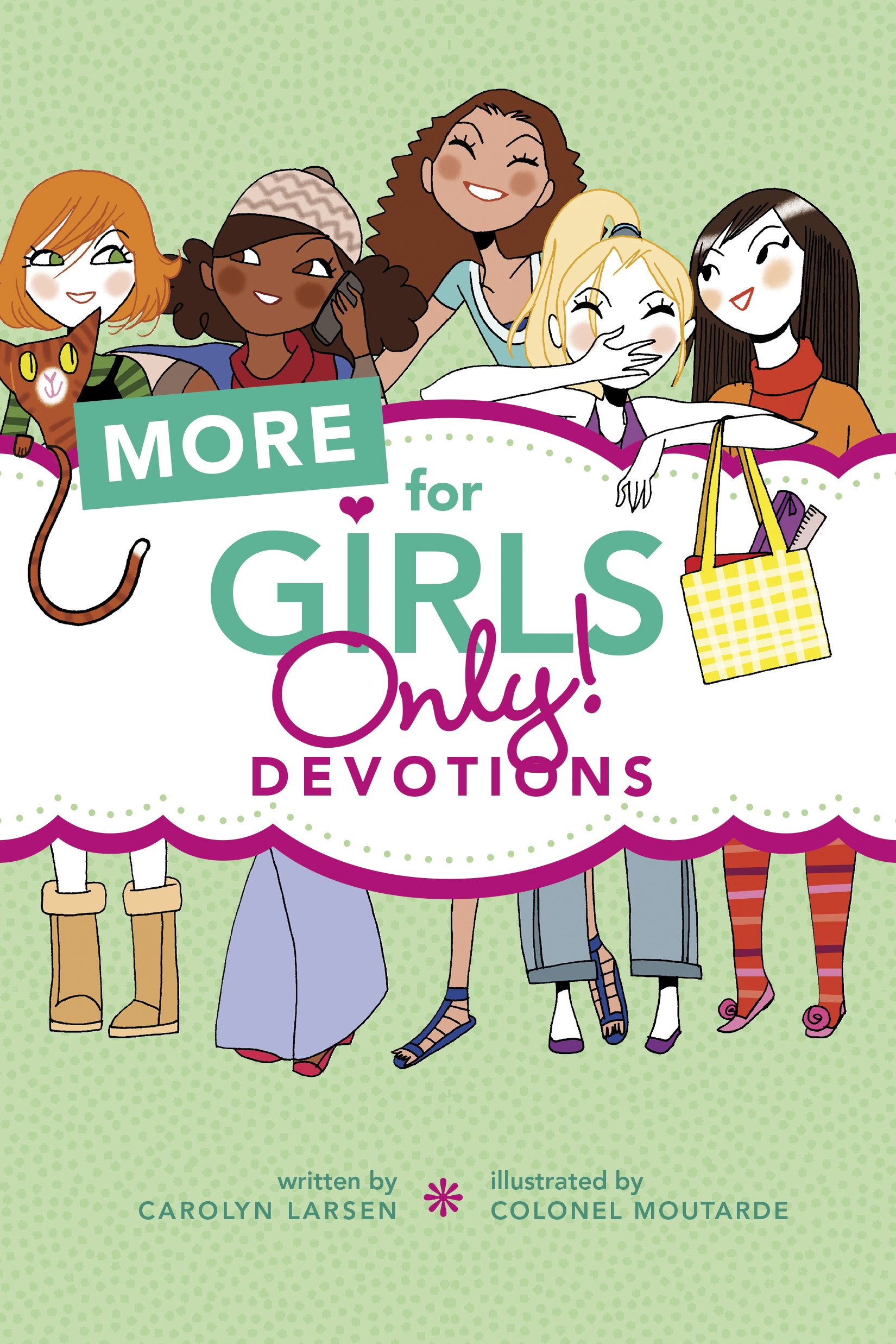 More for Girls Only Devotions: A Book Review