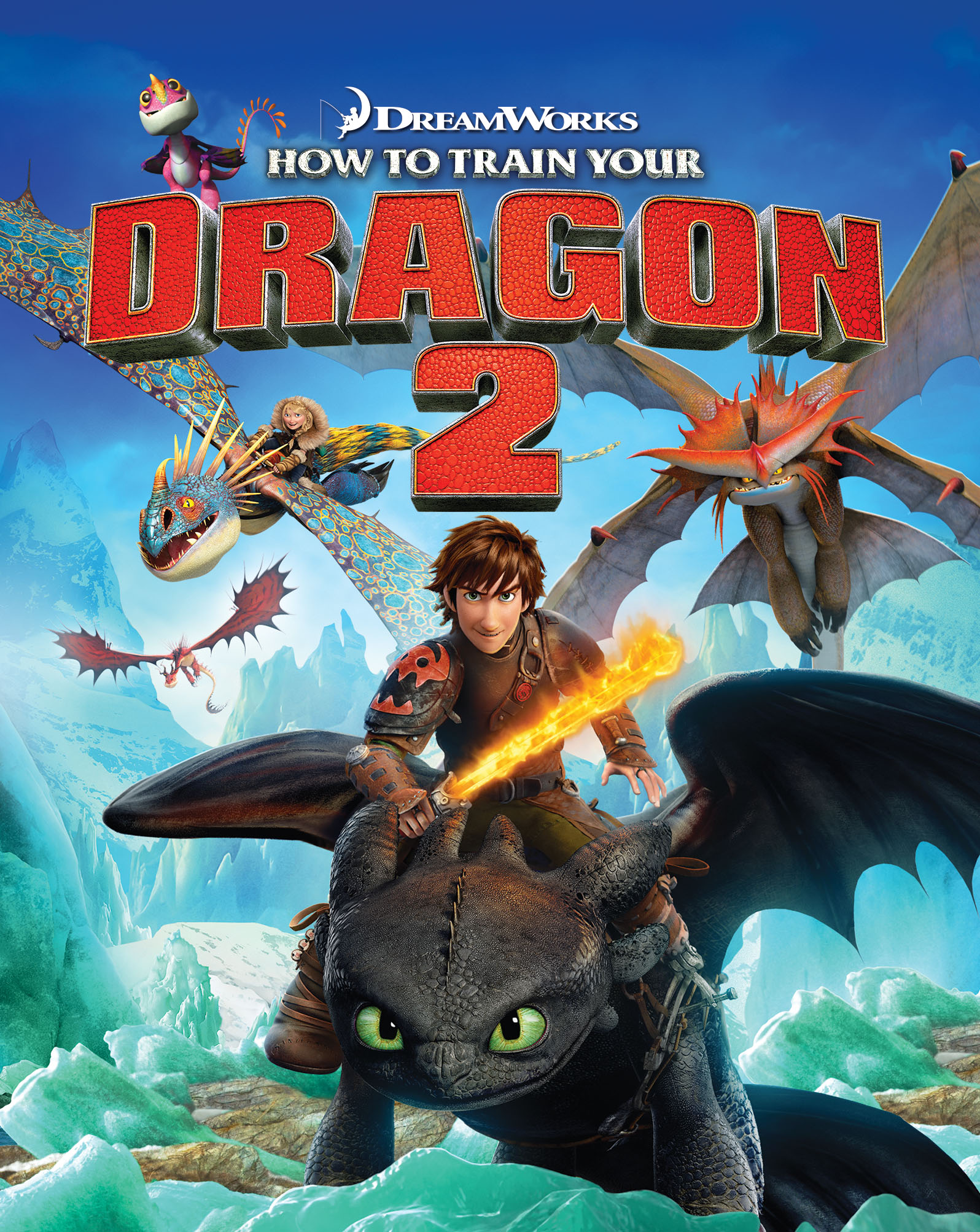 How to Train Your Dragon 2: A Movie Review   Making the Most Blog