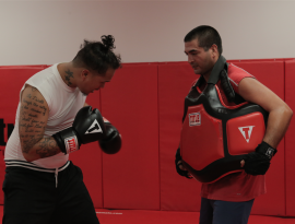 Private Instruction - Boxing Photo