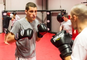 Ground Control Columbia Boxing Class