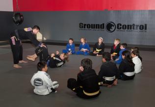 Brazilian Jiu-Jitsu kids Class - Option 3