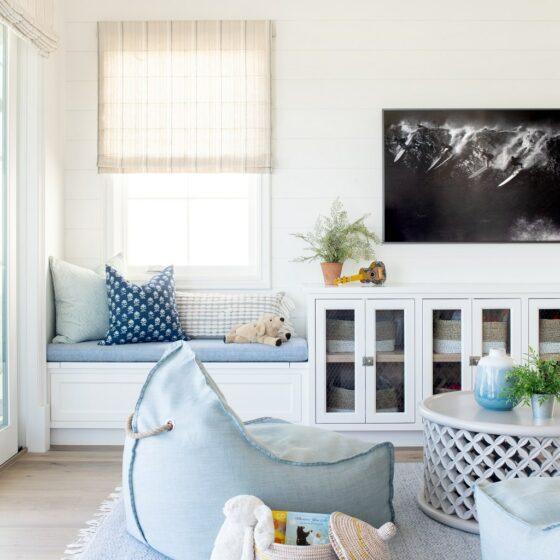 4th Street living room