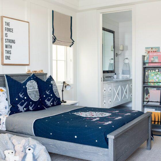 4th Street bedroom