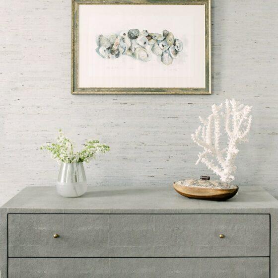 Myrtle art and dresser